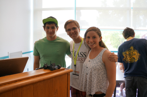 This group created a robot that supplies medicine at disaster zones!