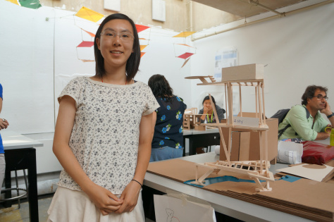 Amy Lam and her very unique design