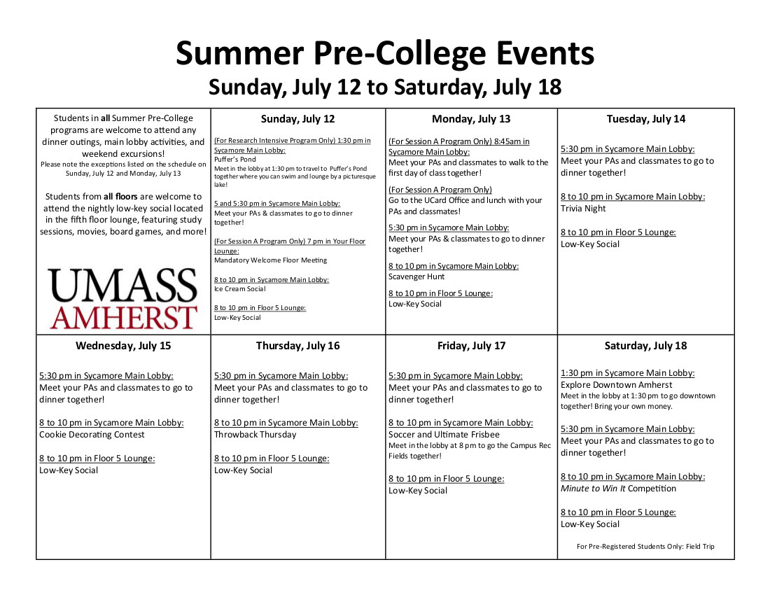 Summer_Pre-College_Event_Calendar_July_12_-_18